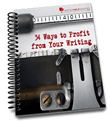 34 Ways to Profit from Your Writing